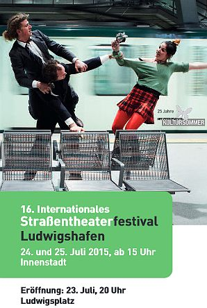 16. strassentheaterfestival ludwigshafen