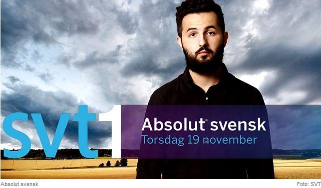 svt absolut svensk